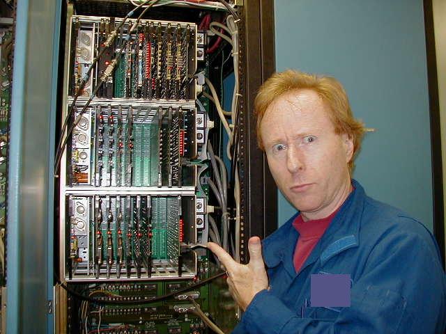 Power Engineer mysteries